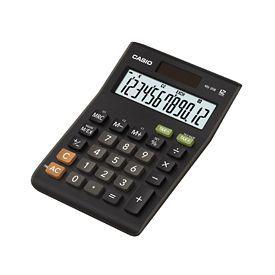 Casio MS-20B 12 Digit Semi Desk Calculator