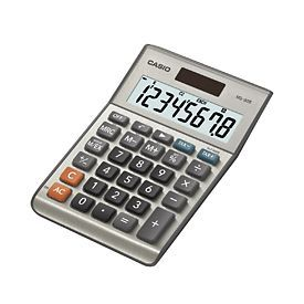 Casio 8 Digit Semi Desk Calculator