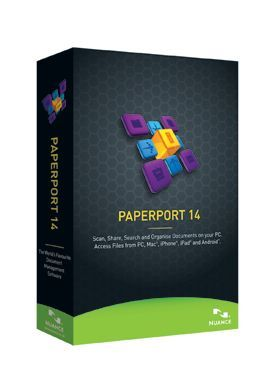 Nuance PaperPort 14.0 International English