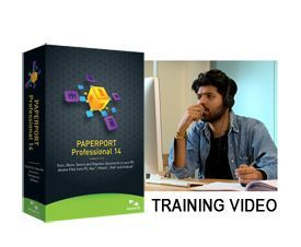 Kofax PaperPort 14.0 Training Video US English Brown Bag