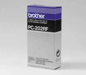Brother PC202 Refill Twin Pack