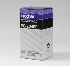 Brother PC204 Refill 4 Pack