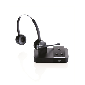 Jabra Pro 9450 Wireless Duo Headset