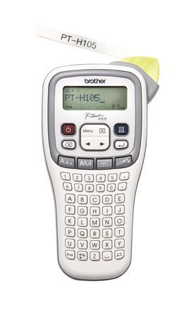Brother PT-H105 Handheld Labelling Machine