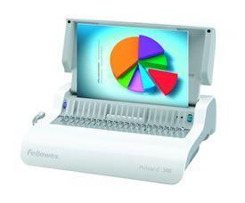 Fellowes Pulsar A4 Electric Comb Binder
