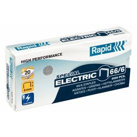 Rapid Staple 66 Electric Strong