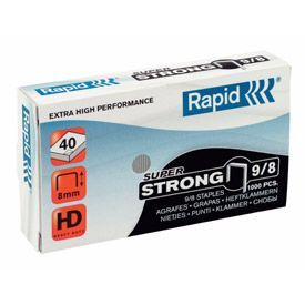 Rapid Staple 9 Super Strong