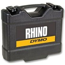 Dymo S0902390 Rhino 5200 Hard Carrying Case