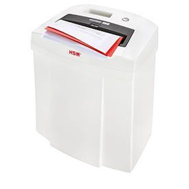 HSM Securio C14 3.9mm Strip Cut Shredder