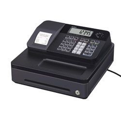 Casio SE-G1 Cash Register Black