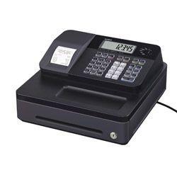 Casio SE-G1 Cash Register Black