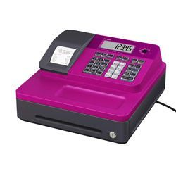 Casio SE-G1 Cash Register Pink