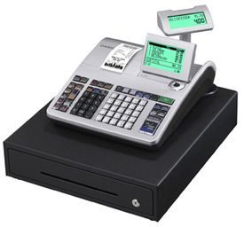 Casio SE-S400 Cash Register