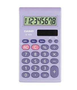 Casio SL-460 Handheld Calculator School