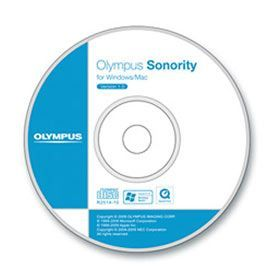 Olympus Sonority Audio Management