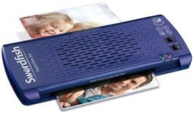 Swordfish Superslim Blue Laminator