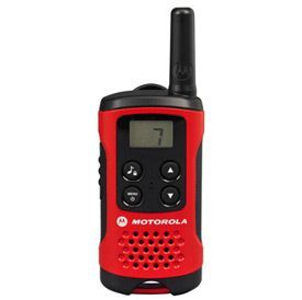 Motorola TLKR T40 Walkie Talkie Radio Twin Pack