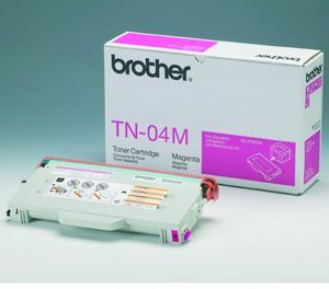 Brother TN-04M Magenta Toner