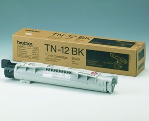 Brother TN-12BK Black Toner
