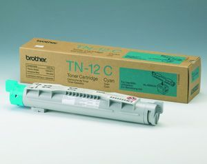 Brother TN-12C Cyan Toner