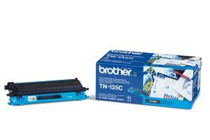 Brother TN-135C Cyan Toner 4K