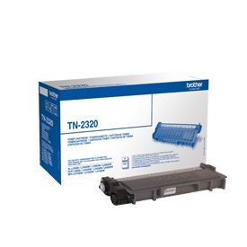 Brother TN2320 High Yield Black Toner