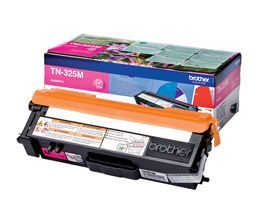 Brother TN-325M Magenta Toner 3.5K