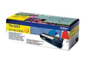 Brother TN-325Y Yellow Toner 3.5K