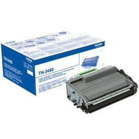 Brother TN3480 Black Toner 8000 Page Yield