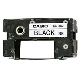 Casio TR-18BK Black Ink Ribbon