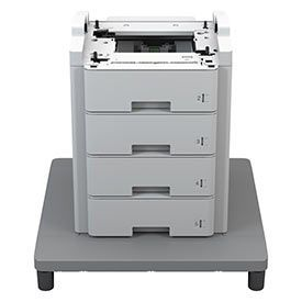 Brother TT4000 4 x 520 Sheet Optional Lower Tray Unit with Stabiliser Base