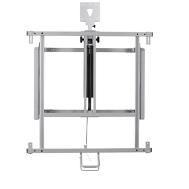 Bi-Bright Evolution Plus Wall mount Stand up and down with Pi Plate - Black