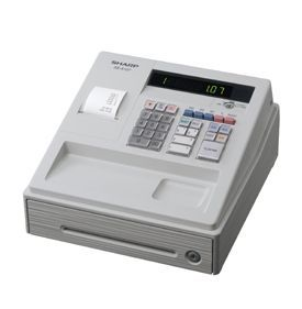Sharp XEA107WH Cash Register