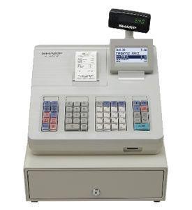 Sharp XE-A207W Cash Register