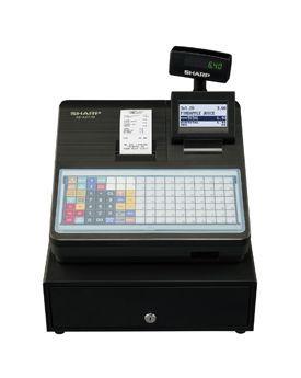 Sharp XE-A217B Cash Register