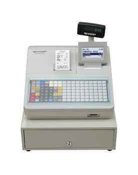 Sharp XE-A217W Cash Register
