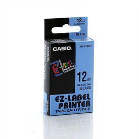 Casio XR-12BU Black on Blue