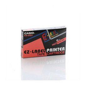 Casio XR-6RD Black on Red