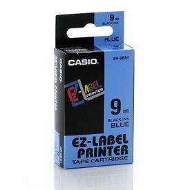Casio XR-9BU Black on Blue