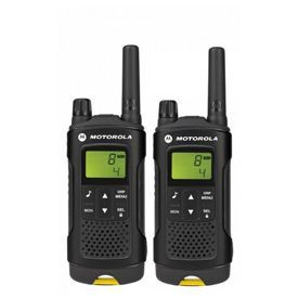 Motorola XT180 PMR446 2 way Radio Twin