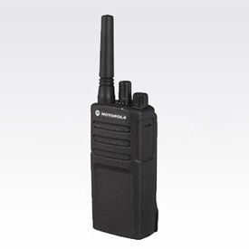 Motorola XT420 On-Site Two-Way Radio and Charger