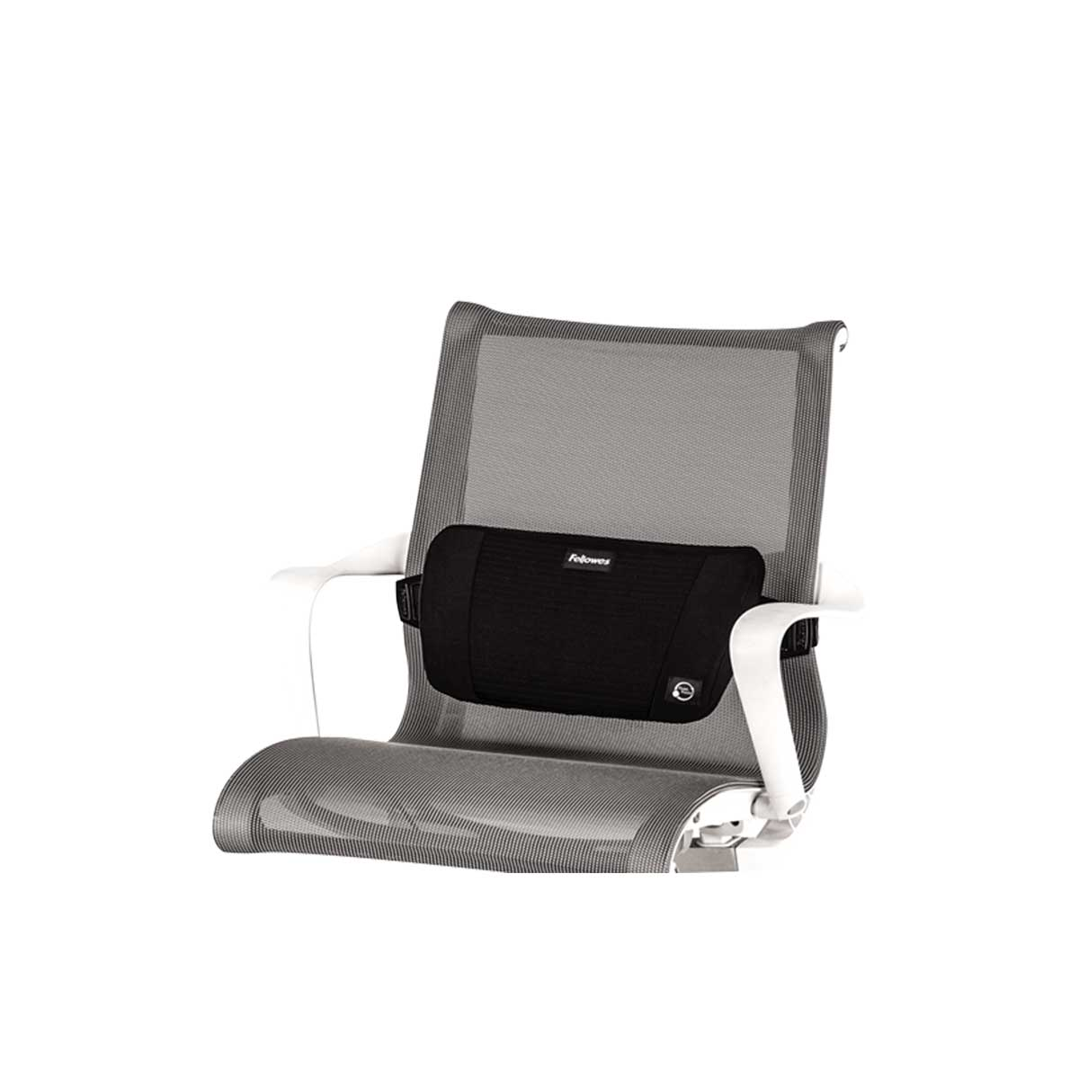 Fellowes 8026501 PlushTouch Lumbar Support
