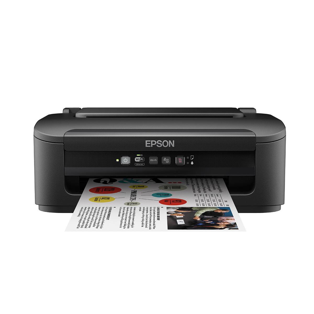 Epson Workforce WF-2010W A4 Colour Inkjet Printer